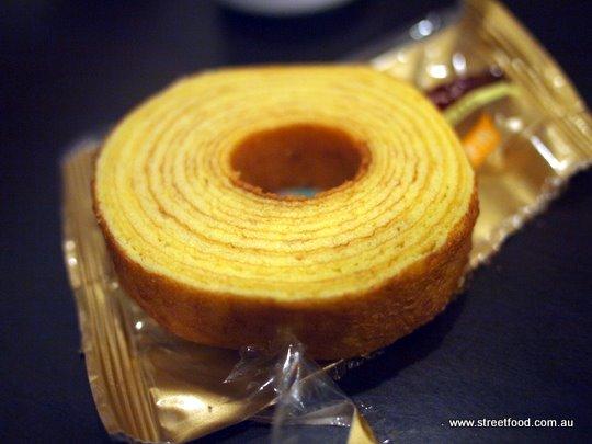 Japanese Layered Cake Recipe: B-Kyu: Japan Street Food Tour Day 5
