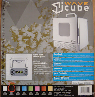 Plain Speaking Iwave Cube Microwave Oven Review