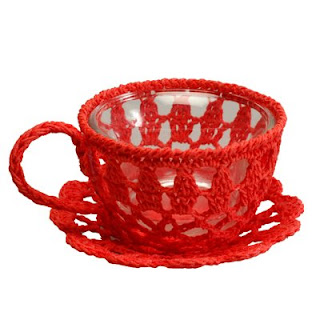 Kahve Fincan� �rg�leri