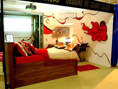 Dream maker murals music themed teen room mural for Dream room maker
