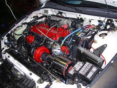 2003 eclipse gt turbo kit