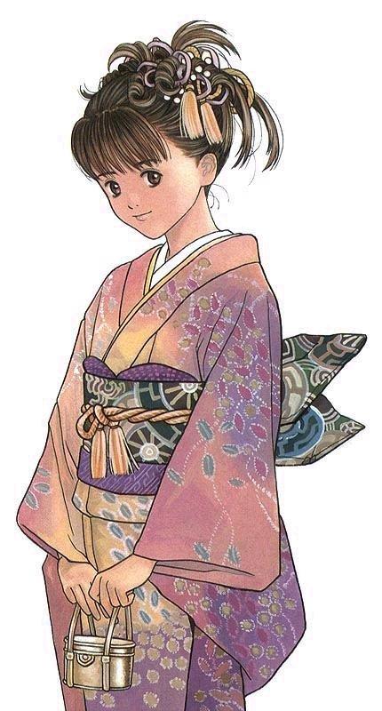 bfd0b2266 MUNDO JAPON: Vestimenta tradicional. El Kimono