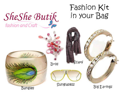 Fashion Kit in your Bag