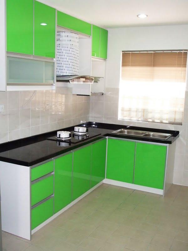 Reka Bentuk Dapur Moden Desainrumahid