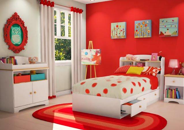 Pelbagai Cetusan Idea Bilik Tidur Anak Perempuan Anda Dalam Peringkat Umur