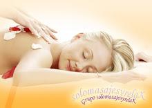 masajes a nivel de SPA Internacional