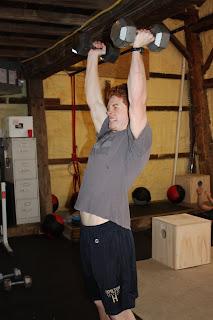 Crossfit Geneseo/Wadsworth Fitness: Coop, we know ur lernin