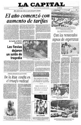 25 de enero de 1989: