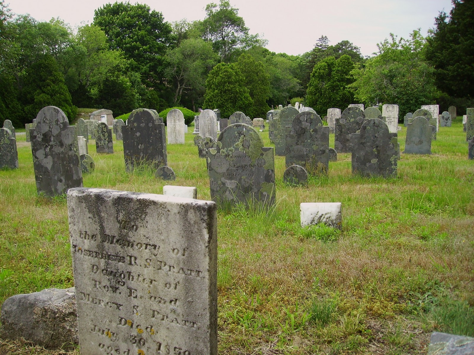 A Brighter Side Of The Grave History Of A Tombstone