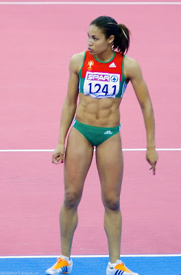 Hairy Female Athletes 5