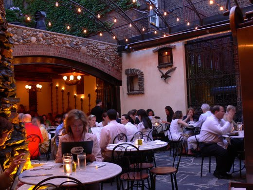 My Friend Just Sent Me This Link To Grub Street That Lists Bars And Restaurants With Heated Outdoor Es In Nyc For The Winter Got Cabin Fever