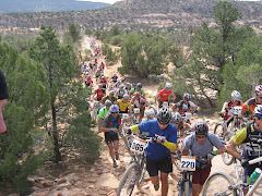 mayhem at the moab start