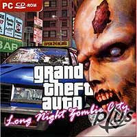 Grant Theft Auto - Long Night Zombie City Plus