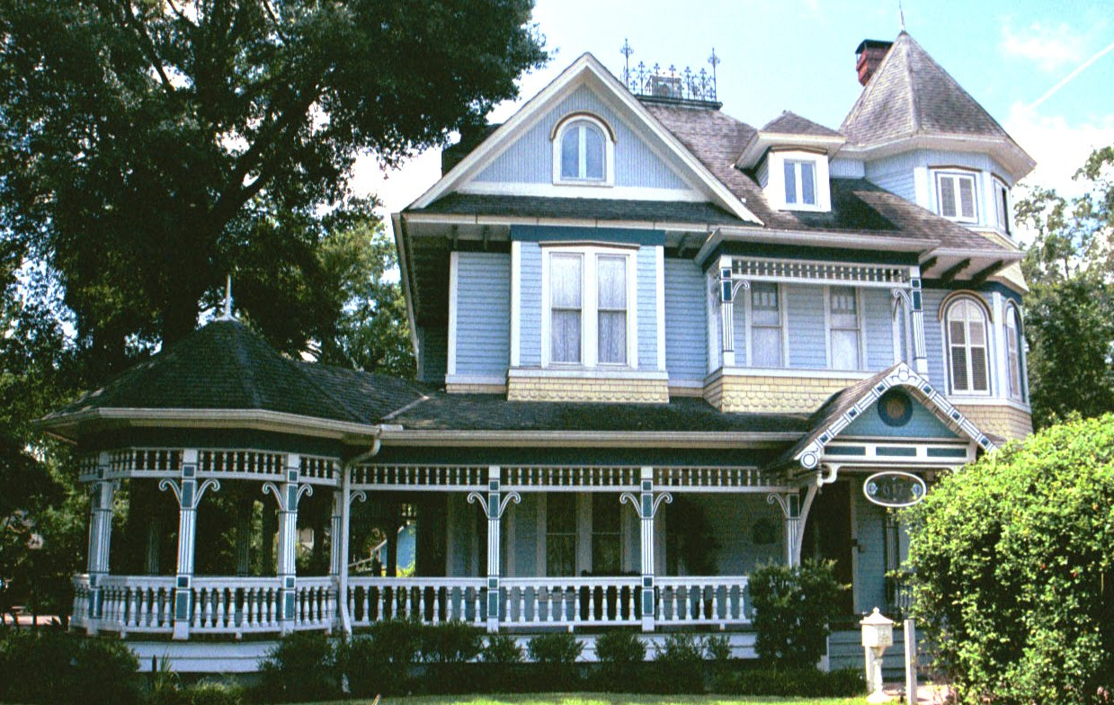 Victorian Farmhouse Architecture Houseplancentral Victorian Homes