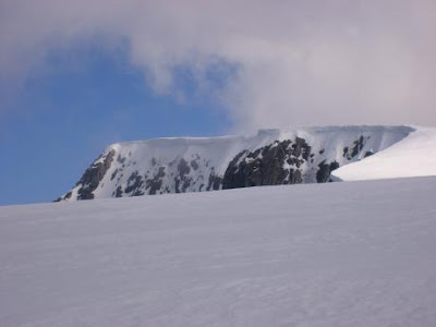 View of the summit, Ben Nevis