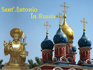 sant'antonio in russia