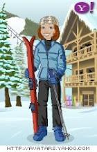 Mary the Skier