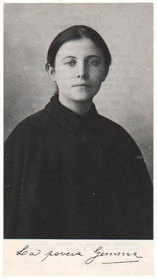 The Incomparable St Gemma Galgani The Webmasters Favorite Saint The Saint That You Cannot Help But To Admire And Love The