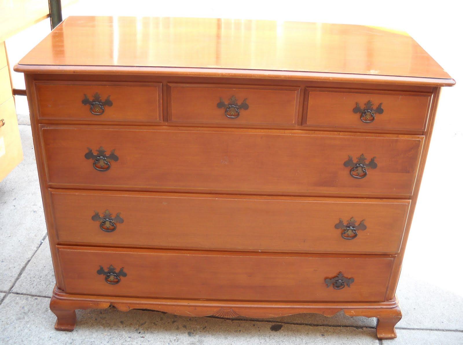 Uhuru Furniture Amp Collectibles Rock Maple Dresser Sold