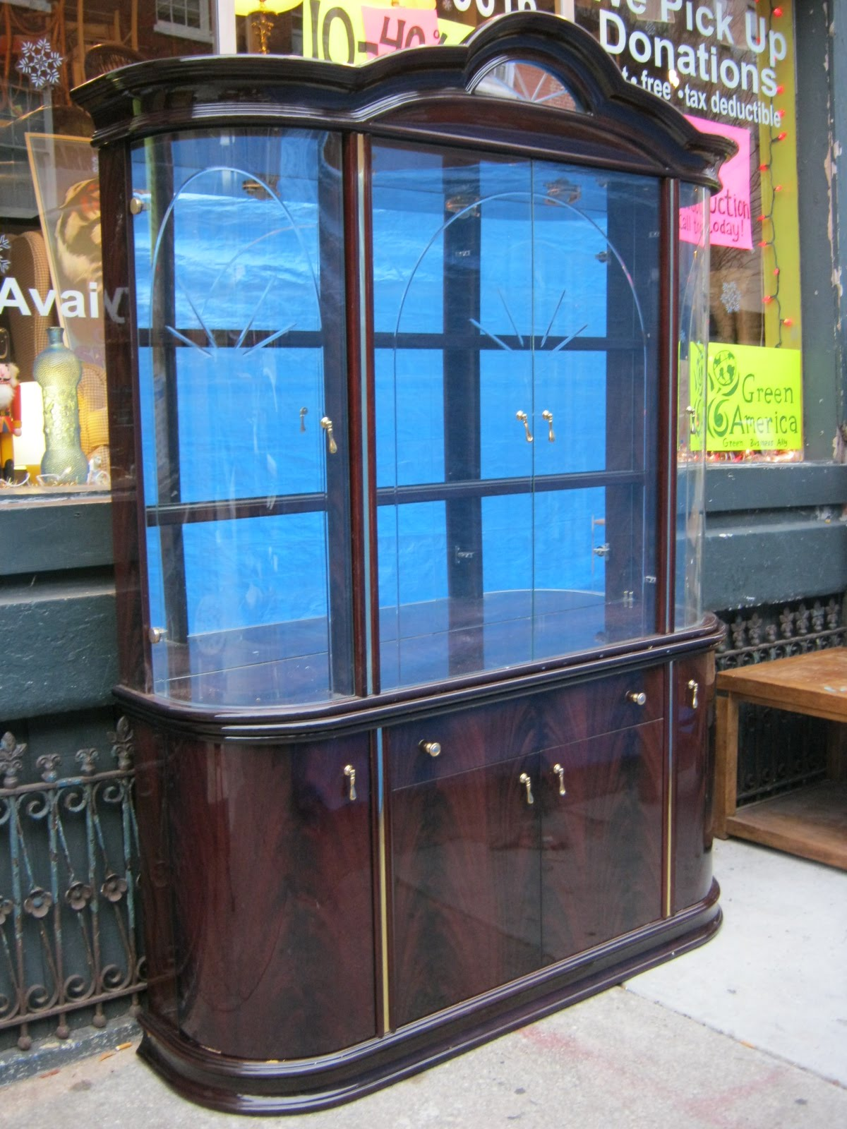 Amazing China Cabinet Top Only Sold