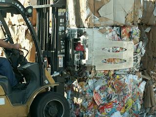 Odpad v Malackách
