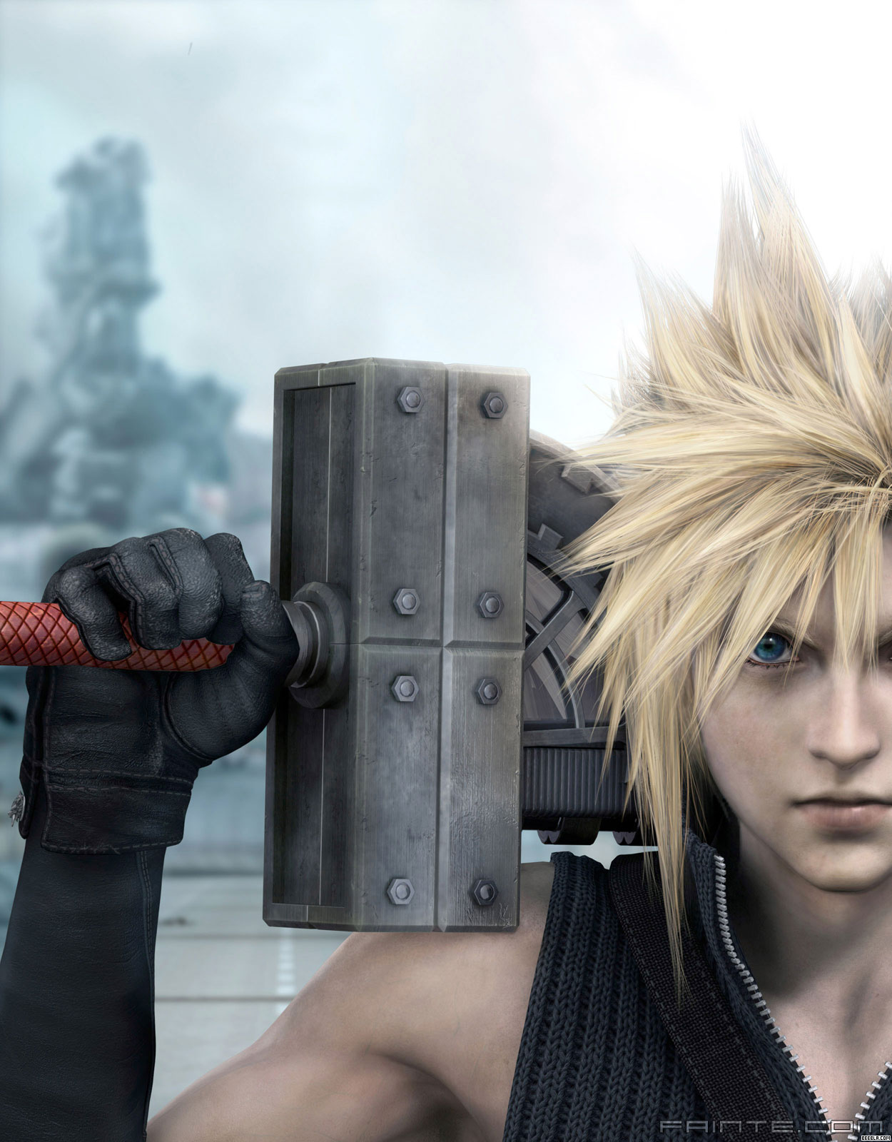 anime pictures final fantasy images and wallpapers. Black Bedroom Furniture Sets. Home Design Ideas