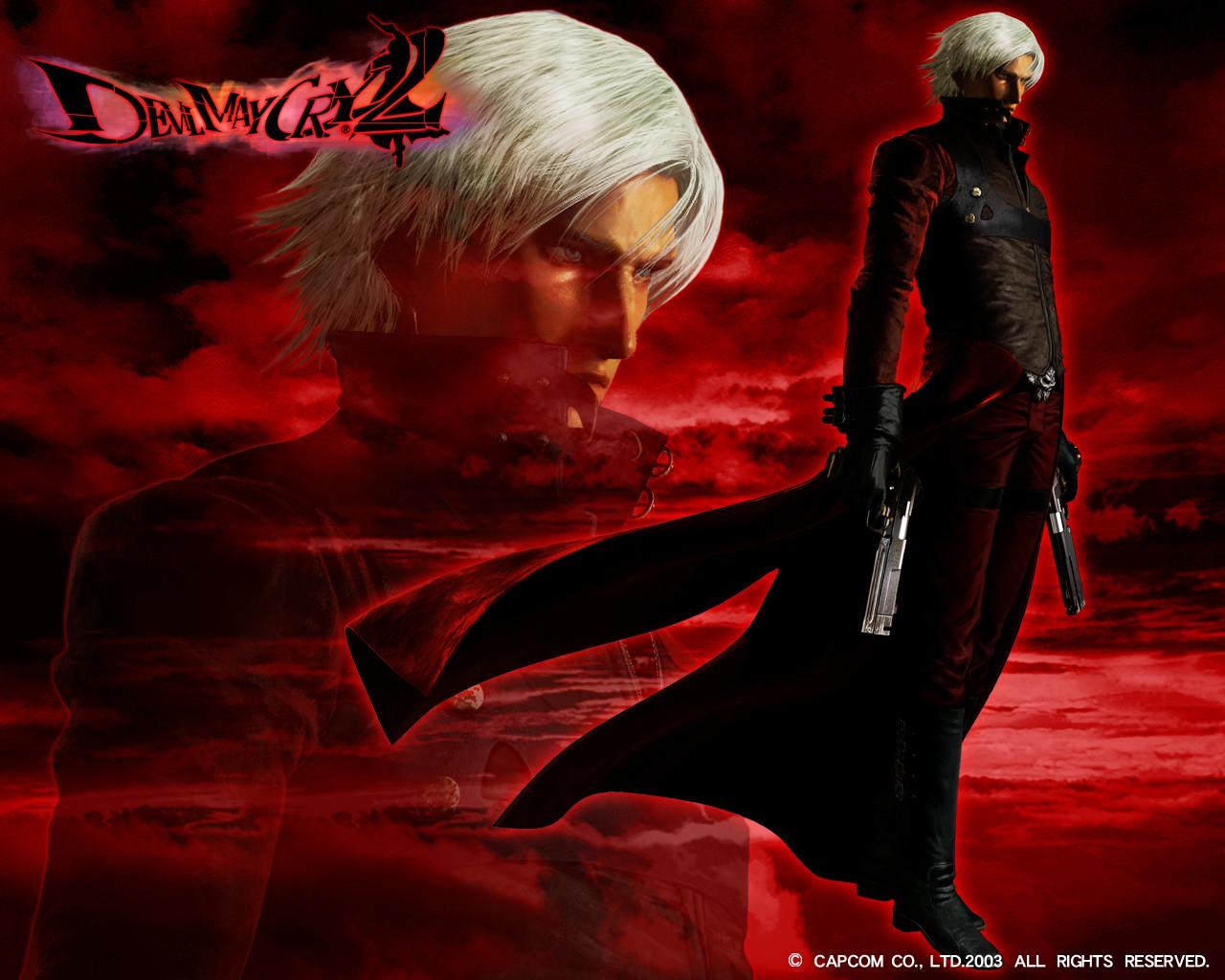 Devil May Cry Dante Wallpaper: Benjamin Saga: Devil May Cry Images And Wallpapers
