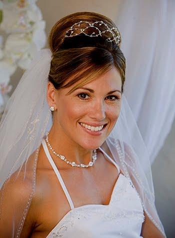 latest wedding hairstyles 2010