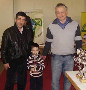 GM Karen MOVSZISZIAN (Armenia) y GM Leonid Zvulon GOFSHTEIN (Israel)
