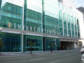 InterContinental San Francisco facade