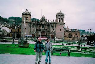 Ric Garrido Cuzco Peru LatinPass