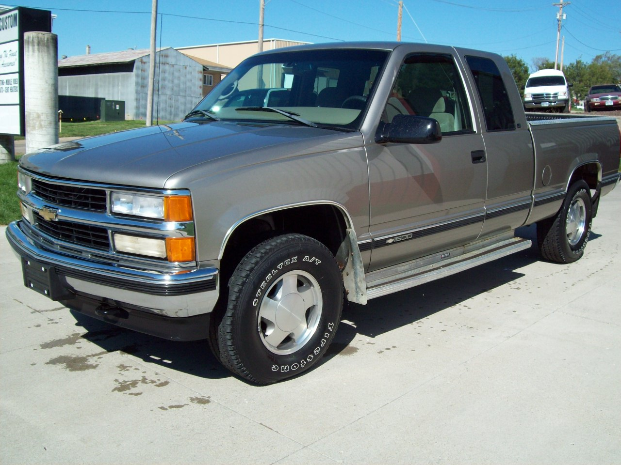 Hand Selected Used Cars  U0026 Pickup Trucks  1999 Chevy Silverado Classic X