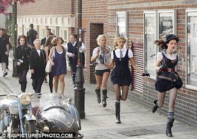 Uniform s st trinian school