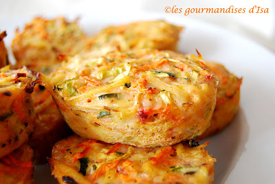 Cake Courgette Pomme