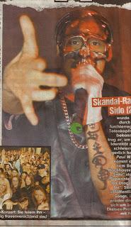 Bushido Rapper Controversy | RM.