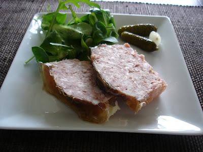 recettes  Poitrine de porc séchée pour lapéro