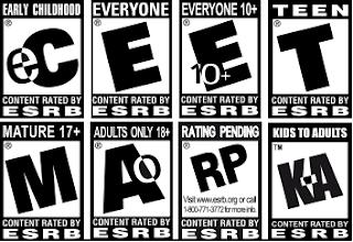 ESRB Logoları