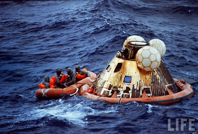apollo 11 splashdown location - photo #19