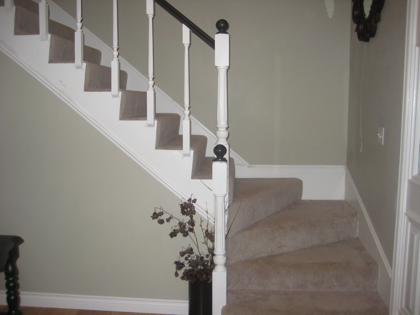 Remodelaholic Simple Wainscoting To Add Detail To Your Entry