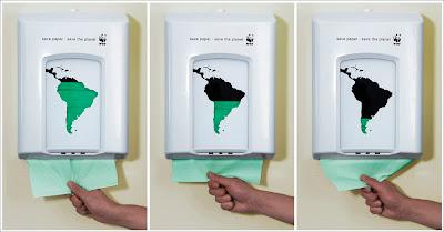 save paper, mão, papel, consumo
