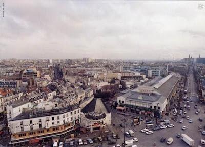 La gare de la Bastille