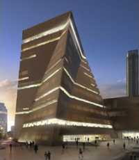 Artist's Impression of the Mark 2 Tate Modern Extension (2008)