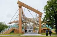 Frank Gehry - Serpentine Gallery Pavilion 2008