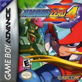 Megaman Zero 4 GBA