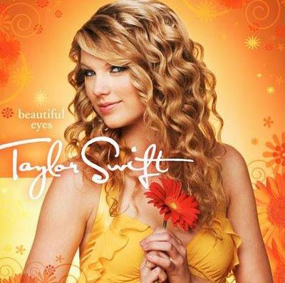 taylor swift - beautiful eyes ep