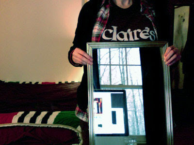 claire's reflection of winter wonderland