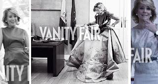 Esperanza Aguirre en Vanity Fair. Una estrella en la noche de la mediocridad que nos ha tocado vivir.