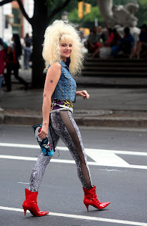 "Trendy Moda – ""Fashion back to los 80's""¡¡¡"