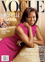 Los looks de Michelle Obama. Estupendo Link.