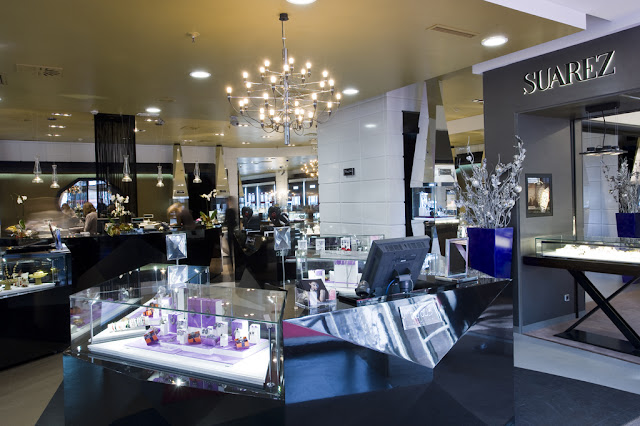El Corte Inglés de Serrano 47 inaugura una planta exclusiva de joyería, relojería y bisutería.